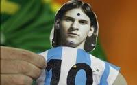 南非世界杯,阿根廷VS墨西哥
