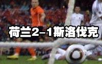 第五十三场-荷兰2-1斯洛伐克