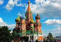 俄罗斯:最文艺的目的地