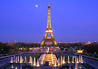 法国巴黎:艺术之都