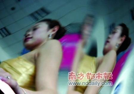 暗访东莞按摩女 黑夜包养的女人图片