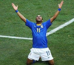 南非世界杯,罗比尼奥