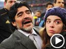 马拉多纳执教世界杯回顾 一代球王上演最后绝唱