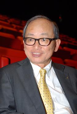 郑良豪;黄金协会;黄金;世界黄金协会远东地区总经理郑良豪先生