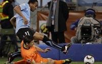 南非世界杯,乌拉圭VS荷兰