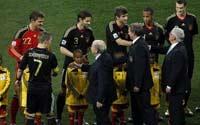 世界杯,乌拉圭VS德国