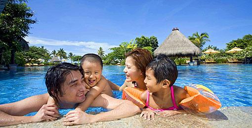 三亚:暑期温馨亲子游