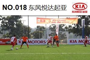 东风悦达起亚:企业五人制足球赛