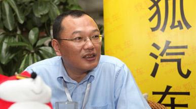 北京现代副总经理熊伟