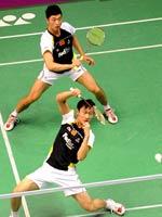 张楠/柴飚,2010羽毛球世锦赛