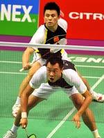 郭振东/徐晨,2010羽毛球世锦赛