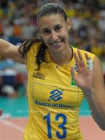 谢拉,2010世界女排大奖赛总决赛