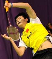 鲍春来,2010羽毛球世锦赛