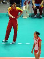 王宝泉,2010世界女排大奖赛总决赛