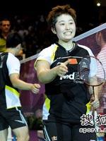 何汉斌/于洋,2010羽毛球世锦赛