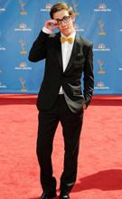 第62届艾美奖红毯男星:凯文-麦克海尔
