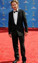 第62届艾美奖红毯男星:山姆-特拉梅尔