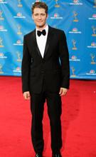 第62届艾美奖红毯男星:马修-莫里森