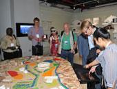 国际媒体参观伦敦东区奥运村的环保设计