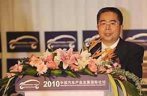 长安汽车集团党委副书记/长安汽车股份总裁 张宝林