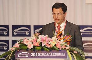标致雪铁龙集团副总裁兼亚洲区总裁 格雷古瓦・奥利维埃