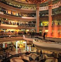 香港百货商场的内地经