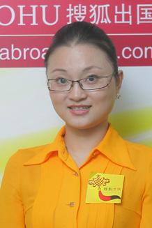 圆桌星期二,威久留学亚洲部经理姜丽莹,留学专家