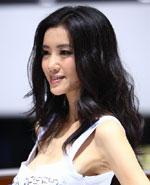2010北京车展人气车模