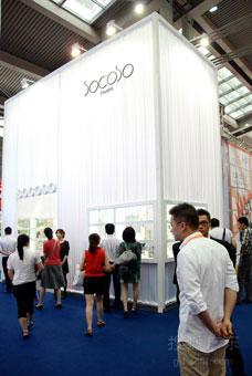 2010年深圳国际珠宝展,SOCOSO珠宝展馆