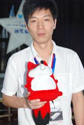 宝亨达铂金设计大赛得奖者雒炯