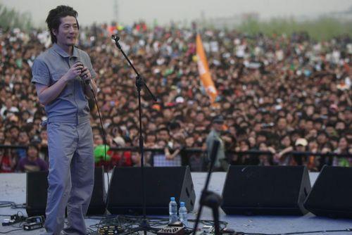 2010草莓音乐节彭坦