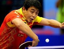 国乒男团世界杯夺冠 韩男队6年逢中不胜遭零封