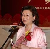 2005年风云人物安利(中国)日用品公司董事长郑李锦芬
