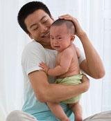 做个能止住宝宝哭声的爸爸