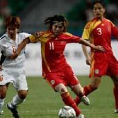女足,亚运会