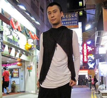 香港潮人,潮人街拍,高街品牌