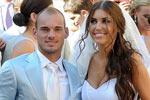 斯内德与女友大婚