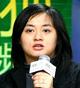 搜狐绿色坎昆气候大会观察团成员:绿色和平杨爱伦