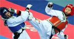 跆拳道,亚运会
