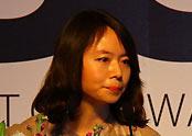 中国汽车画报助理出版人于茜