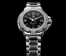 豪雅 Formula 1 女装陶瓷精钢腕表
