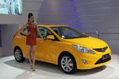 北京现代汽车展台美图评奖作品