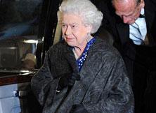 英女王伊丽莎白二世