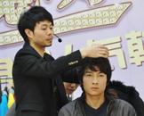 时尚魔坊第三期,发型师SOLO