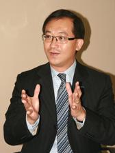 长安福特客户服务部总监张伟昌