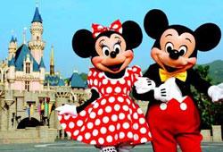 上海迪士尼投资超千亿元