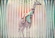 鬼魅神秘的马戏团 Rosanna Anson摄影作品欣赏