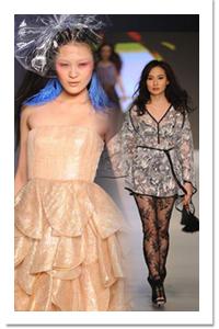 解答香港时装周2010秋冬系列
