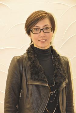 歌莉娅副总裁林淑玲,Goelia