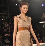 歌莉娅2011年春夏季新品发布会